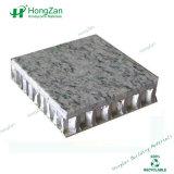 Granit-Bienenwabe-Panel mit Aluminiumwabenkern