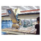 Мост направляющего выступа лазера автоматический увидел для каменного автомата для резки (XZQQ625A)