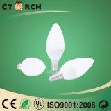 Шарик свечки высокого качества СИД Ctorch с Ce/RoHS 7W