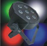 Mini 7*10W RGBW 4 em 1 luz interna da PARIDADE do diodo emissor de luz/mini luz da PARIDADE do diodo emissor de luz