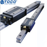 Linear Guide Rails with Low Frictional Resistance