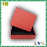 Caixa de presente de papel de dobramento feita sob encomenda do ímã com tampa