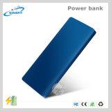 Côté mobile mince externe de pouvoir du pack batterie 4000mAh de port USB duel
