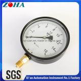 Indicateur de pression commercial antipoussière d'OEM avec le degré IP54 de protection