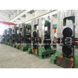 冷間圧延製造所の熱間圧延機械