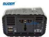 C.C 12V du prix usine de Suoer 500W à l'inverseur de pouvoir à C.A. 220V (SAA-500AS)