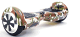 Zwei 6.5 Zoll-Rad-Selbstausgleich elektrische Hoverboard persönliche Transportvorrichtung