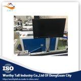 Stahlrichtlinien-stempelschneidene Selbstmaschine in Verpackungsindustrie