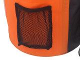 500d o PVC 40L Waterproof o saco seco do tambor da trouxa (YKY7310)