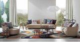 Conjunto americano del sofá tapizado con la PU para los muebles de la sala de estar