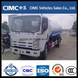 Carburante-aceite del Ce Vc46 de Isuzu/carro del tanque de agua