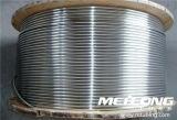 Ligne de contrôle hydraulique de Downhole duplex de l'acier inoxydable S31803 tuyauterie enroulée