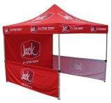 Hochwertiges faltendes Zelt-Kabinendach mit kundenspezifischem Drucken