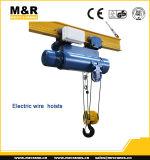 Alzamiento de cuerda eléctrico de alambre de 0.75 toneladas con precio bajo