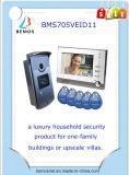 Téléphone de porte vidéo filaire fiable avec télécommande automatique