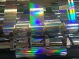 Aluminiumfolie, die Rückspulenmaschine aufschlitzt