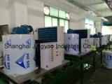 máquina de gelo do floco do compressor de Bitzer do controlador do PLC 15000kgs