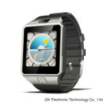 Montre intelligente du dual core +512MB 4GB de Qw09 Watchphone Bluetooth 4.0 3G Mtk6572+ 1.2Hz