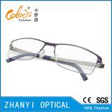 Monocolo di titanio Eyewear (9106-EW) del blocco per grafici di vetro ottici del Pieno-Blocco per grafici leggero variopinto