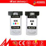Compatible para el cartucho de tinta 836 de Canon 835 para Pixma IP1188
