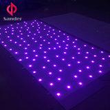 LED pista de baile con la lámpara RGB para el deshierbe del partido