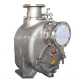 Selbstgrundieren-Edelstahl-zentrifugale Schlamm-Wasser-Pumpe