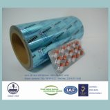 Empaquetado farmacéutico con el papel de aluminio Humedad-Resistente (aleación 8011)