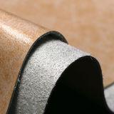 Couro da cera de Microfiber com o estoque do preço do competidor e da massa (HST236)