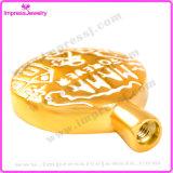 De verguld Halsband van de Tegenhanger van de Urn van de Juwelen van de Crematie voor As Wholsesale