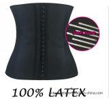 La mejor cintura Cincher de Trianer de la cintura del látex de las mujeres del precio