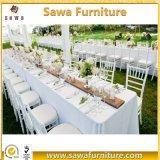 중국 싼 낭만주의 결혼식 의자는 Chiavari 의자를 이용했다