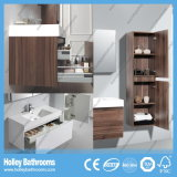 最新の普及した、現代木MDF大きいスペース浴室の家具Bf142D