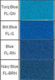 Échappement réactif de la marine la Floride-Brn de colorant teignant avec Gots certifié