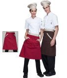 Soem-kurze und lange Hülsen-Arbeitskleidungs-Chef-Uniform mit Schutzkappe