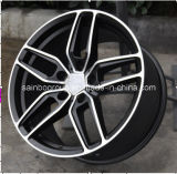 F9949 roda bordas Hyper da roda da liga do carro 5X130 da tira 71.6 para Audi