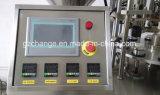 Câmaras de ar plásticas de Semiauto que enchem a máquina da selagem