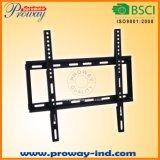 Support de montage mural TV Low Profile pour vitrines de 24 à 48 pouces, jusqu'à 15 degrés d'inclinaison pour téléviseurs à écran plat LED, LCD, OLED et plasma avec Vesa 400 X 400