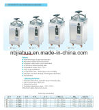 Cer ISO des heiße Verkaufs-automatische elektrische Heizungs-Druck-Dampf-Sterilisator-Autoklav-(30-250L)