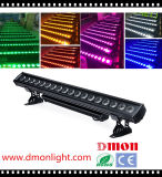 Water Proof 18PCS 10W Strip Light luz de parede da parede