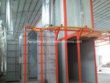 建築材料のための液体のコーティング装置