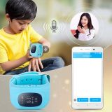 WiFi Bluetooth der Kinder intelligenter Uhr-Handy mit der GSM+GPRS Positionierung