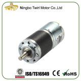 Surtidor del motor en el pequeño motor con engranajes eléctrico de China 32m m con el engranaje de reducción