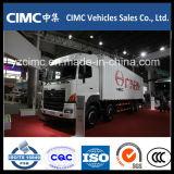 Caminhão do camião de Hino 8X4/caminhão da caixa