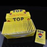 최고 정밀한 Gummed 담배 흡연 종이 뭉치 24 소책자 종이