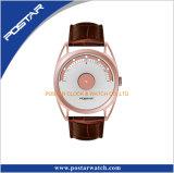 Шкала полого волочения специальная с уникально wristwatch кварца японии второй руки