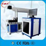 CO2 del tubo de cristal de la máquina de grabado láser para No metal