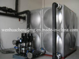 Variable Frequenz-konstantes Druck-Wasserversorgung-multi Förderpumpe-System