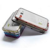Цветастое покрынное iPhone 6 аргументы за вспышки TPU звонока