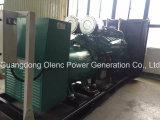 発電所に使用するCummins 1625kVAの産業発電機