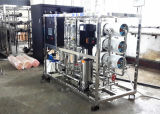 Завод Cj103 RO опреснения морской воды пробки UPVC